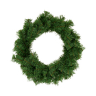 Santa's Village Green Wreath