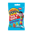 Jelly Tots Lick N Learn Swt Alphab 100gr