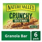 Nature Valley Crunchy Granola Oats & Honey Bars Multi Pack 6s
