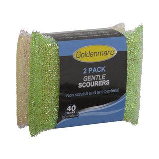 Goldenmarc Gentle Scourer 2ea