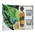 Johnnie Walker Green 2 Glass Pack 750ml