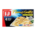 I&J Garlic & Lemon Pepper Flame Grilled Fish 400g