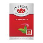 Five Roses Decaffeinated Tag less Teabags 50ea