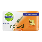 Dettol Soap Natural Refreshing 150g