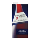 Robertson Winery Natural Sweet Red Wine 1l