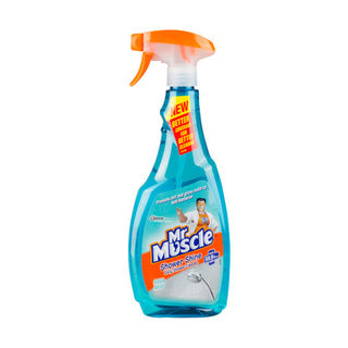 Mr Muscle Shower Shine Aqua Mist Trigger 750ml