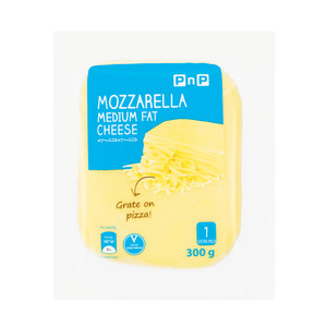 PnP Mozzarella Cheese 300g
