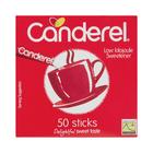 Canderel Sweetener Stick Sachets 50ea