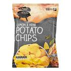 PnP Lemon & Herb Potato Chips 125g