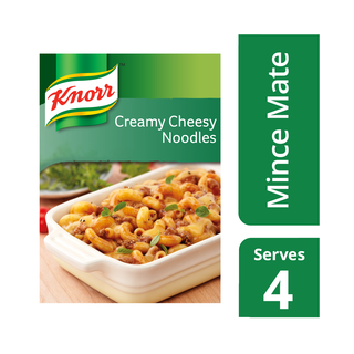 Knorr Mince Mate Creamy Cheesy Noodles 325g