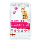 Nutriphase Beef Cat Food 2 K G