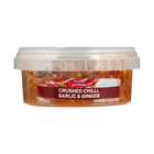 PnP Crush Chilli Garlic & Ginger 125g