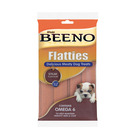 Beeno Flatties Shapes With Steak 120g