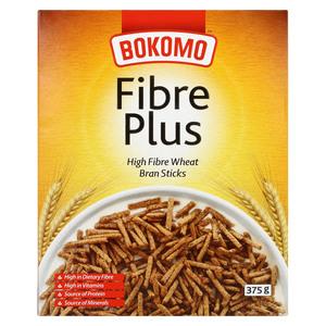 Bokomo Fibre Plus Cereal 375g