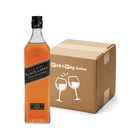 Johnnie Walker Black Label 12 YO Whisky 750ml