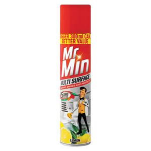Mr Min Multi Surface Polish Lemon 300ml