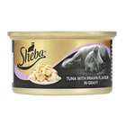Sheba Tuna Prawn Flav In Gravy 85g