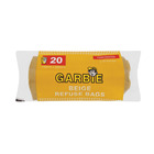 Garbie Beige Refuse Bags Rol l 750 X 950 Mm 20