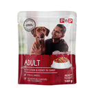 PnP Adult Dog W/steak&kidn I/grvy 100g