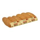 PnP Brown Hotdog Rolls 6s