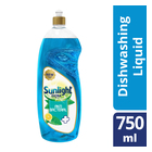 Sunlight Extra Dishwashing Liquid Antibacterial 750ml