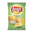Lay's Chips Sour Cream & Onion 125g