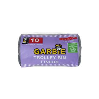 Garbie Trolley Bin Liner Rol l 10