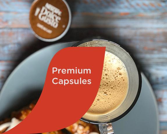 Premium Capsules