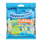 Manhattan Candy Sour Bubbles 125g