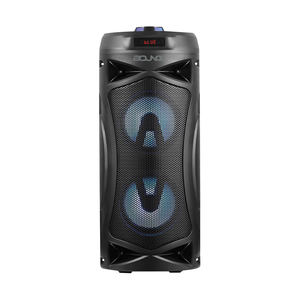 "Bounce Rumble Dual 4"" Bluetooth Speaker"