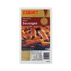 Eskort Beef Sausages 375g