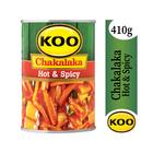 Koo Chakalaka Hot & Spicy 410g