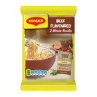 Maggi 2-Minute Noodles Beef Flavour 73g x 40