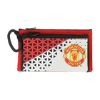 Man United 3 Compartment Pencil Case