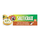 Bakers Salticrax Black Pepper 200g