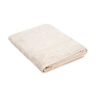 Colibri Velour Bath Sheet Sand