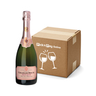 Graham Beck Brut Rose MCC NV 750ml x 6