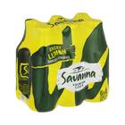 Savanna Cider Angry Lemon NRB 330ml x 6