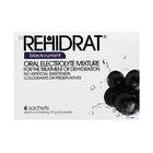 Rehidrat Oral Electrolyte Mixture Blackcurrant 6s