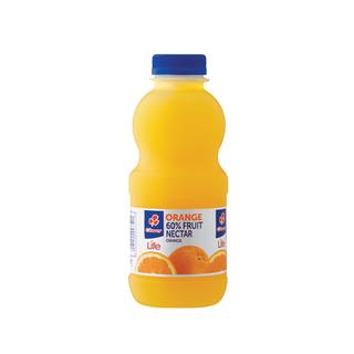 Orange Nectar Plastic 500ml