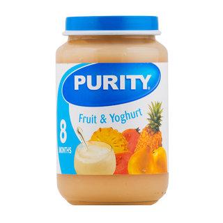 Purity Fruit & Yoghurt 3rd Foods 200ml