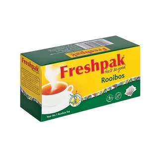 Freshpak Rooibos Teabags 20ea