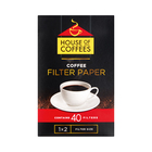 Perco Coffee Filter Bags 1 X 2 40ea