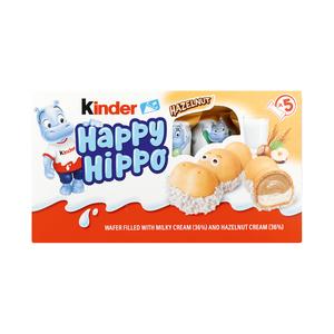 Kinder Happy Hippo Choc Hazelnut 105g
