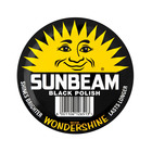 Sunbeam Black Shoe Polish 350ml
