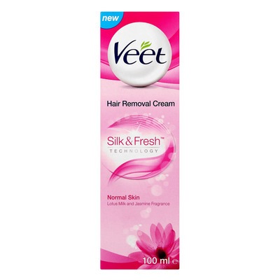Veet Floral Hair Remover Cream 100ml Each Unit Of Measure