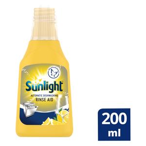 Sunlight Regular Automatic Dishwashing Rinse Aid 200ml