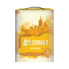 4th Street Sweet White Wine 5l