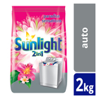 Sunlight Auto Washing Powder 2 In 1 Paradise Sensation 2kg