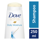 Dove Shampoo Daily Moisturiser 250ml
